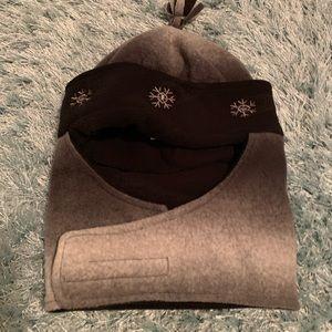 Toddler boy warm hat